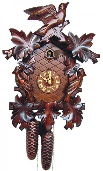 3 birds cuckoo clock