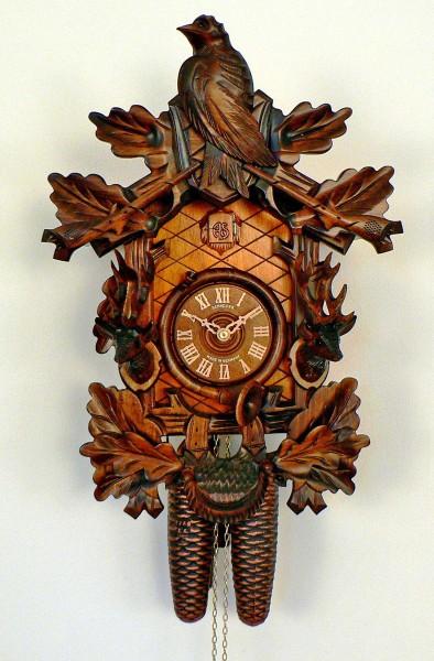 Hunter cuckoo clock