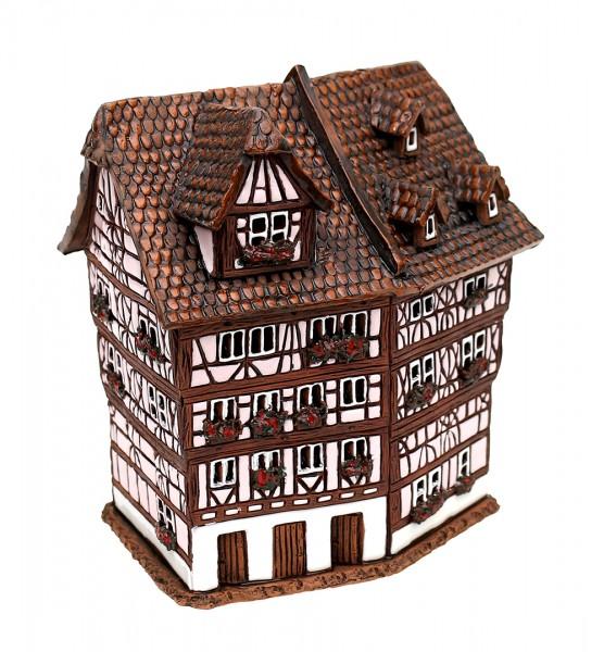 Ceramic light house Löwen Apotheke Aschaffenburg