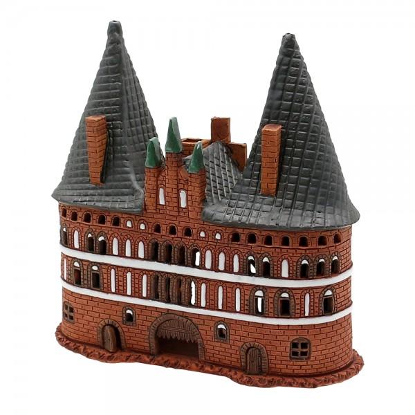 Ceramic light house Lübecker Tor