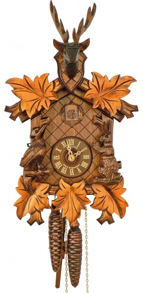 Traditional cuckoo clock